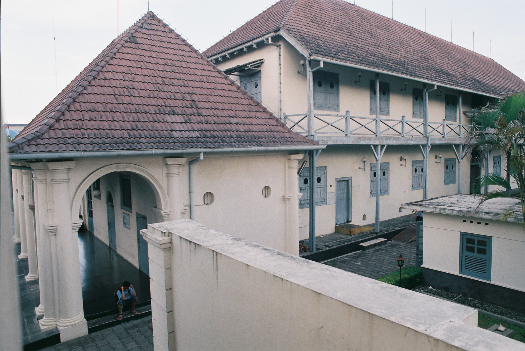 Fort Vredeburg Yogyakarta Museum Benteng Colonial Fortress Located City Military