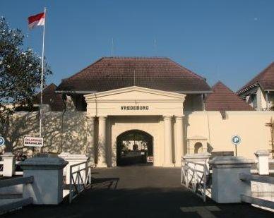 Happy Day Benteng Vredeburg Perdamaian Peninggalan Belanda Yogyakarta Kota