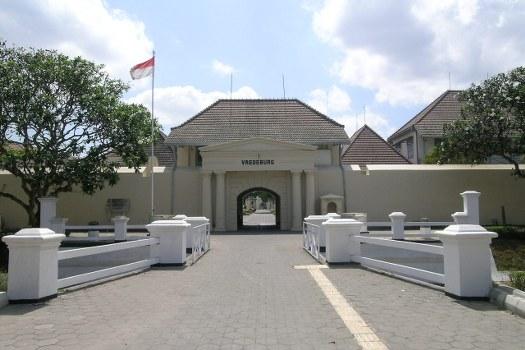 Menilik Perjuangan Nasional Museum Benteng Vredeburg Yogyakarta Kota