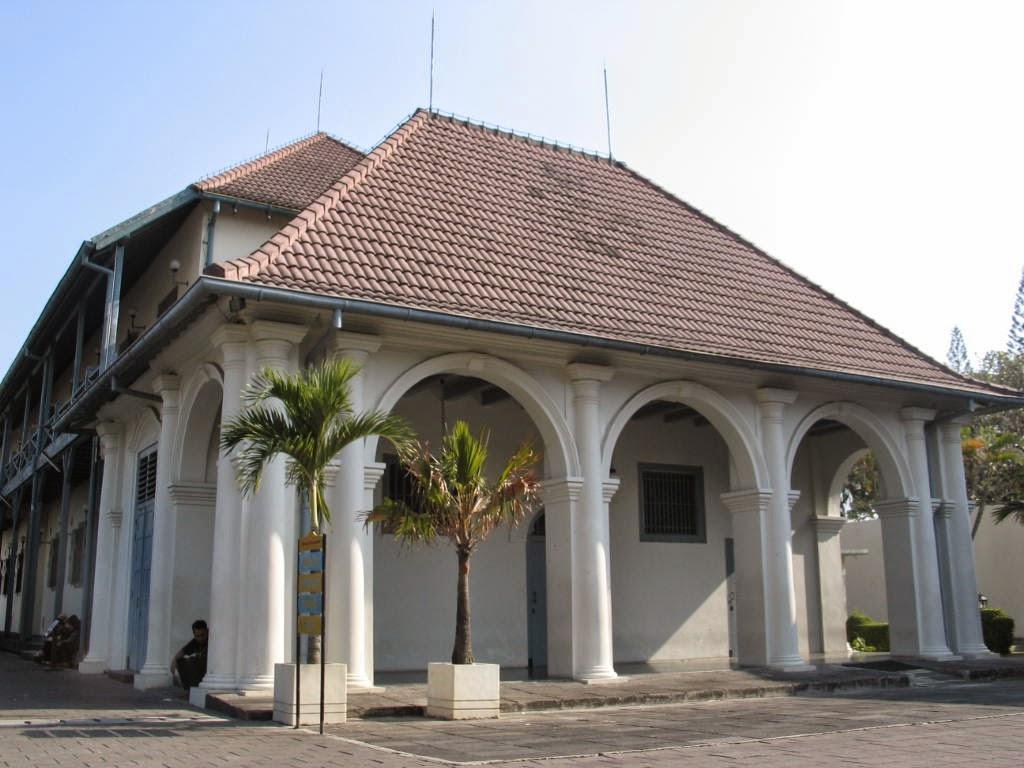 Meseum Benteng Vredeburg Indonesia Indah Sejarah Lain Menarik Disambangi Yogyakarta