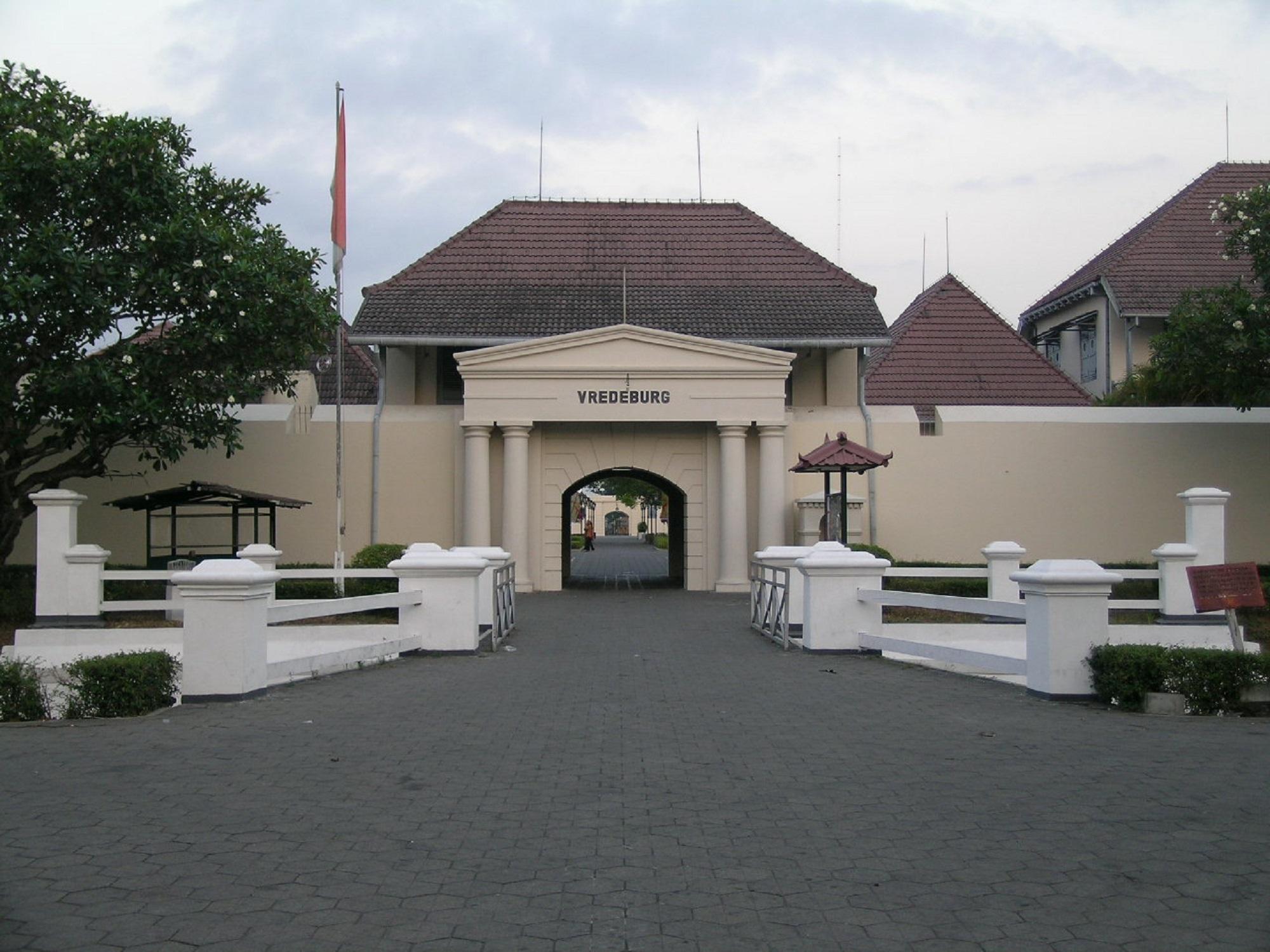 Museum Benteng Vredeburg Alih Fungsi Tepat Wisatania Kota Yogyakarta