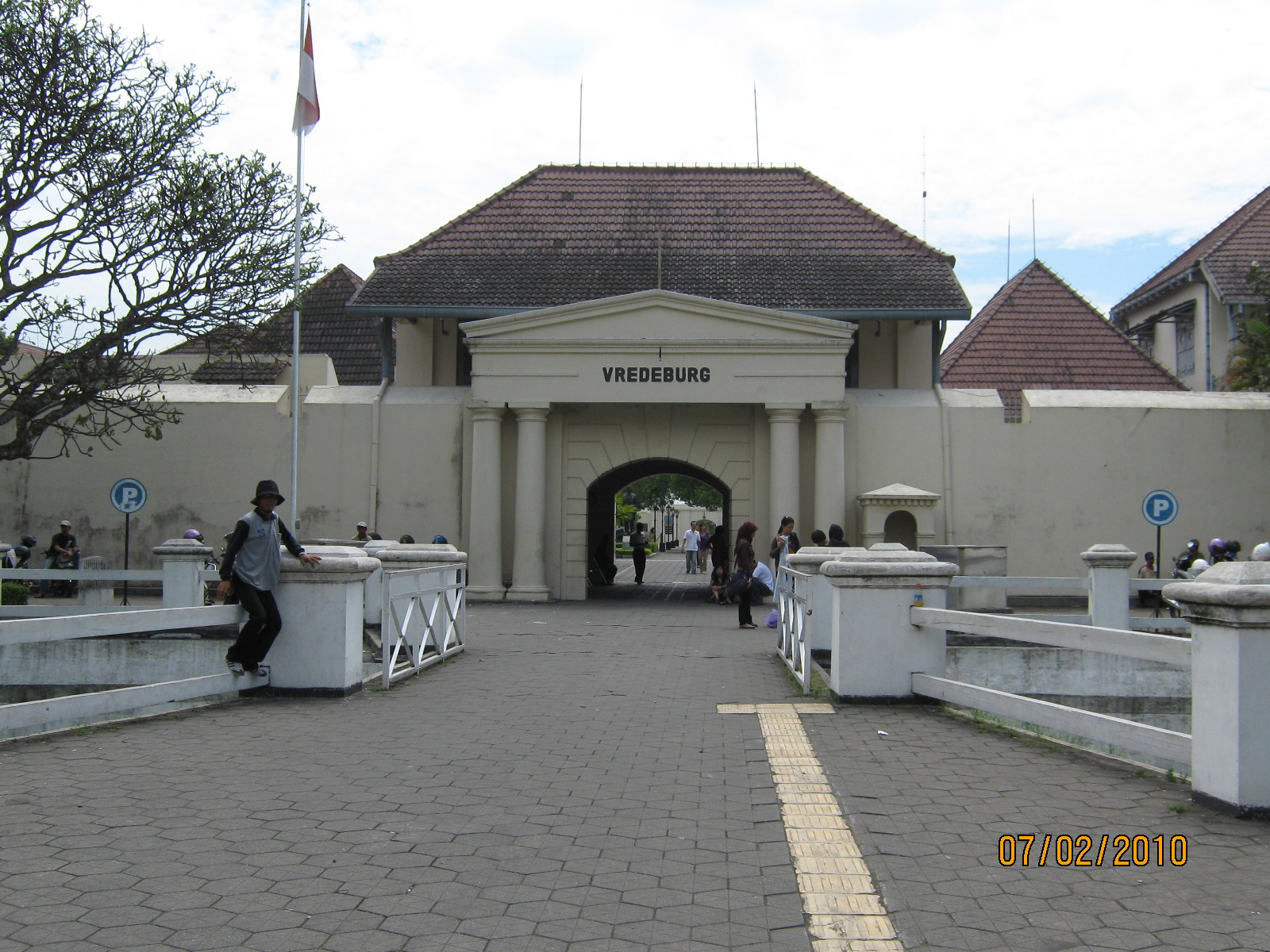 Museum Benteng Vredeburg Jogjakarta Tanah Kavling Perumahan Kota Yogyakarta