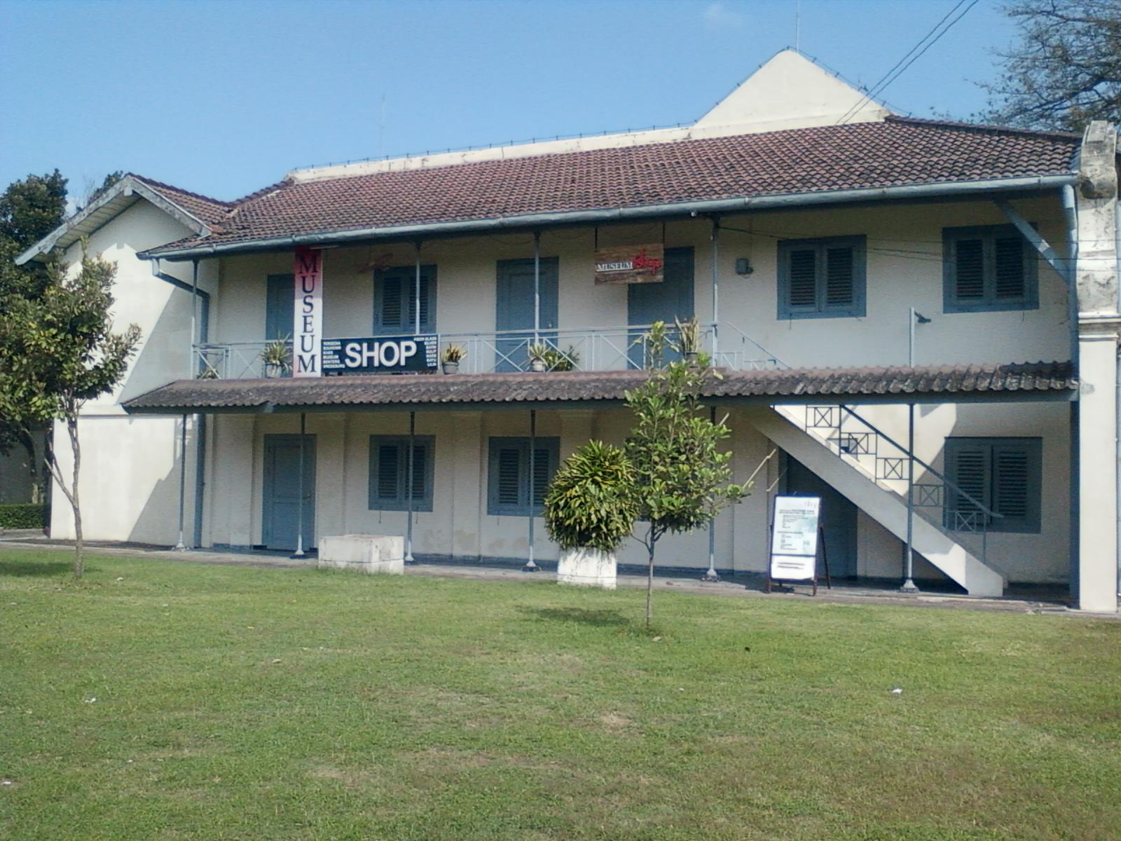 Museum Benteng Vredeburg Jogjakarta Wartasurakarta Beralih Fungsi Sebagai Sebuah Bangunan