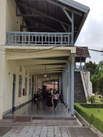Museum Benteng Vredeburg Picture Yogyakarta Fortress Kota