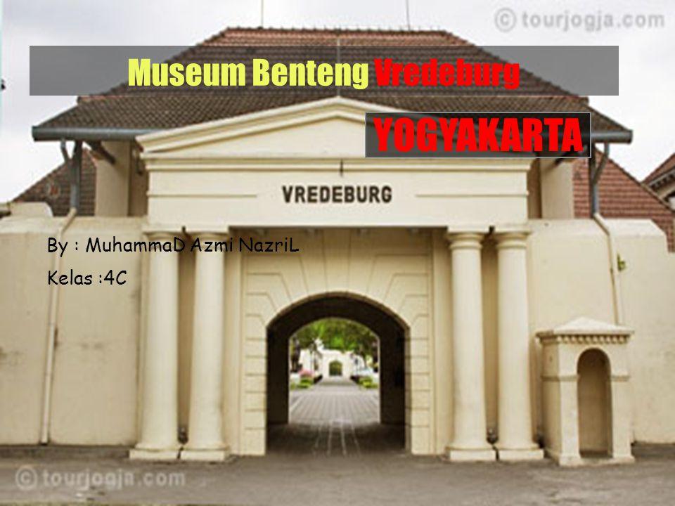 Museum Benteng Vredeburg Ppt Download Kota Yogyakarta