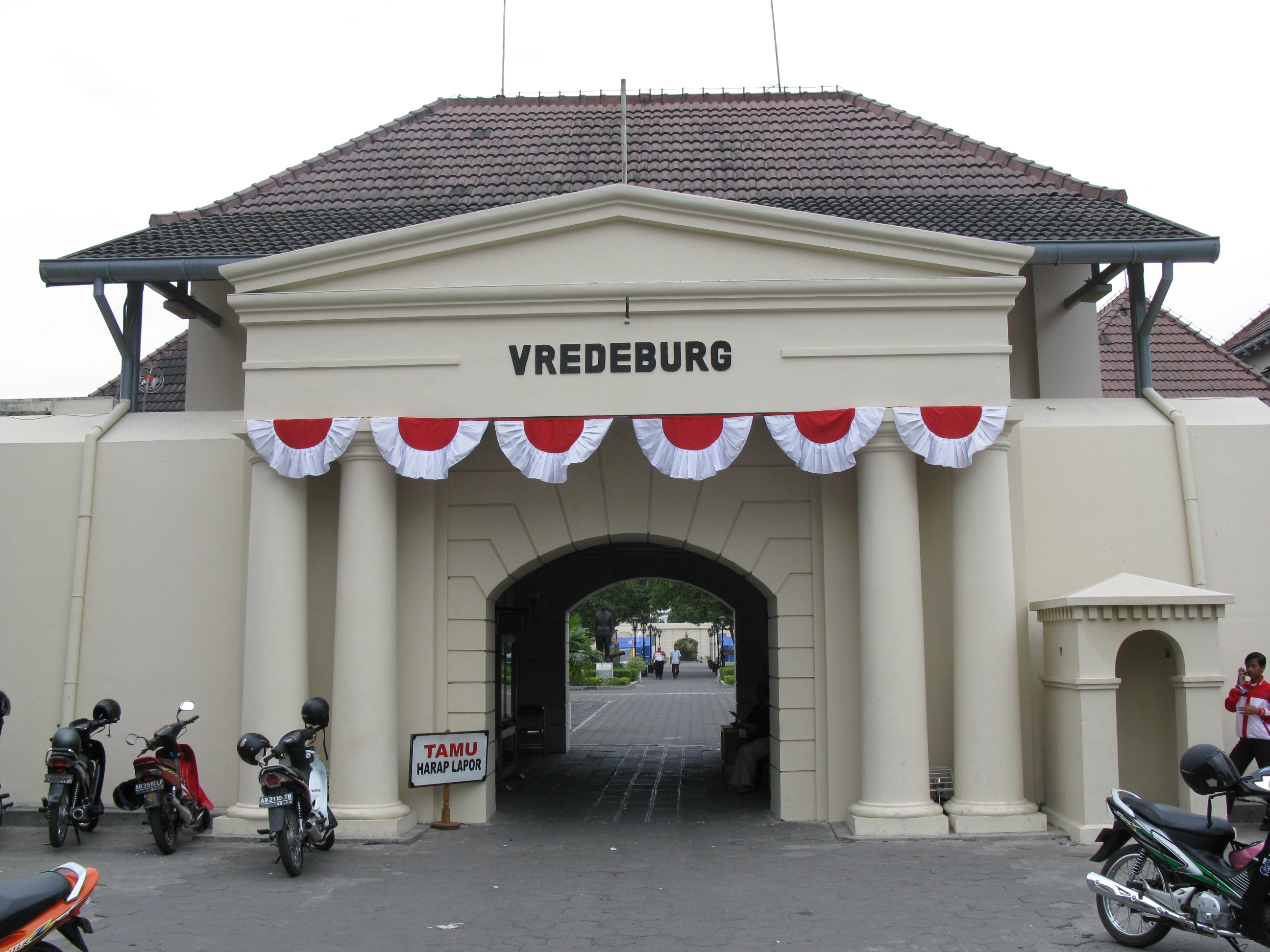 Museum Benteng Vredeburg Rk Sriwijaya Inflight Magz Kota Yogyakarta