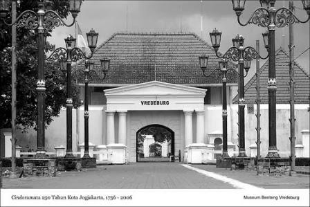 Museum Benteng Vredeburg Saksi Sejarah Kota Yogyakarta Tiga Zaman