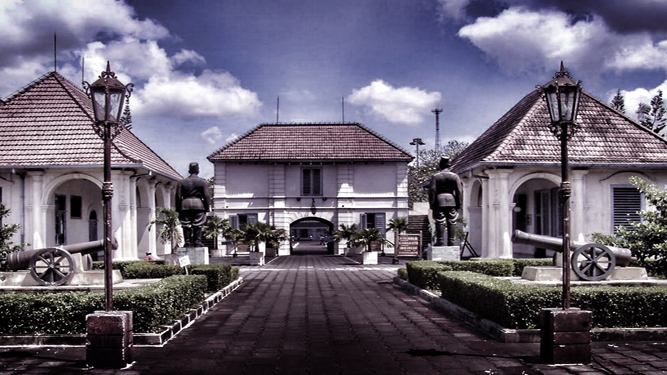 Museum Benteng Vredeburg Travelingyogyakarta Kota Yogyakarta