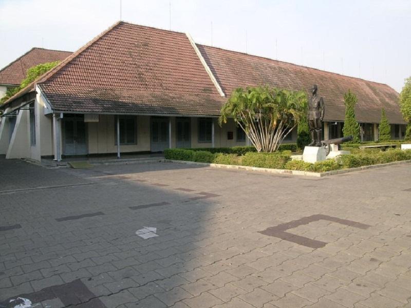 Museum Benteng Vredeburg Yogyakarta Attraction Copy Kota