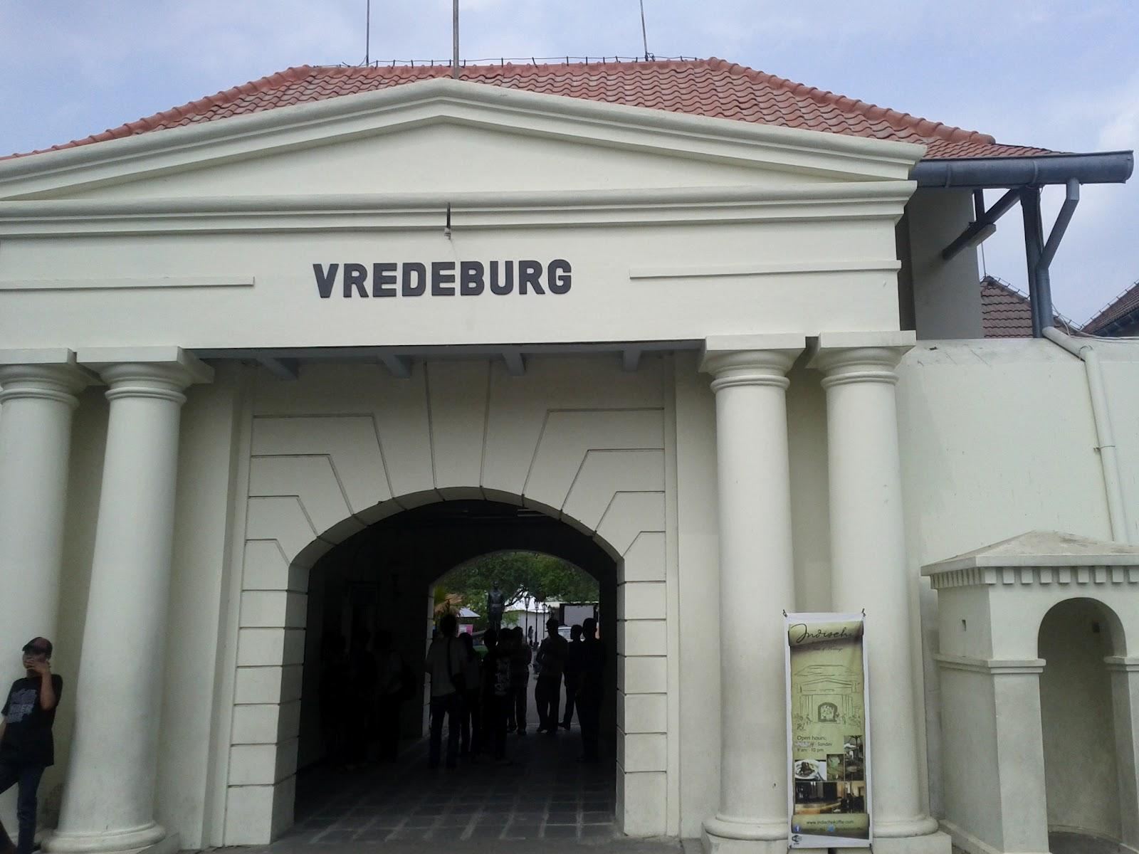 Sebuah Catatan Menikmati Keindahan Benteng Vredeburg Hari Pertama Setelah Tiba