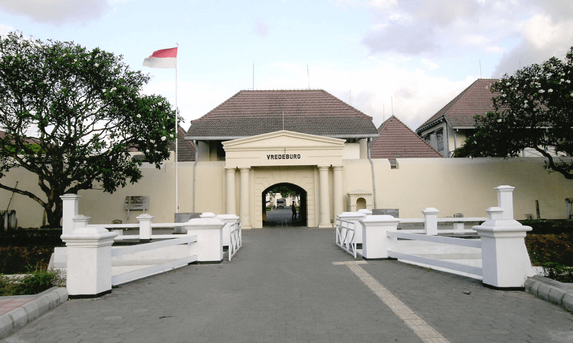 Sejarah Benteng Vredeburg Diorama Isi Museum Zaman Kolonial Singkat Lokasi