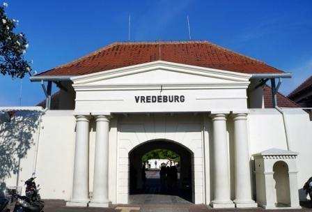 Sejarah Museum Benteng Vredeburg Yogyakarta Peninggalan Belanda Kota