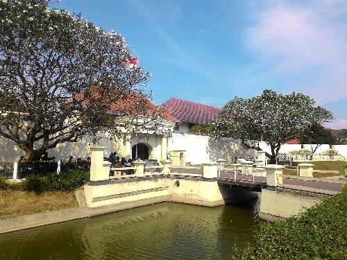 Tempat Wisata Jogja Wajib Dikunjungi Eduwisata Benteng Vredeburg 1 Kota
