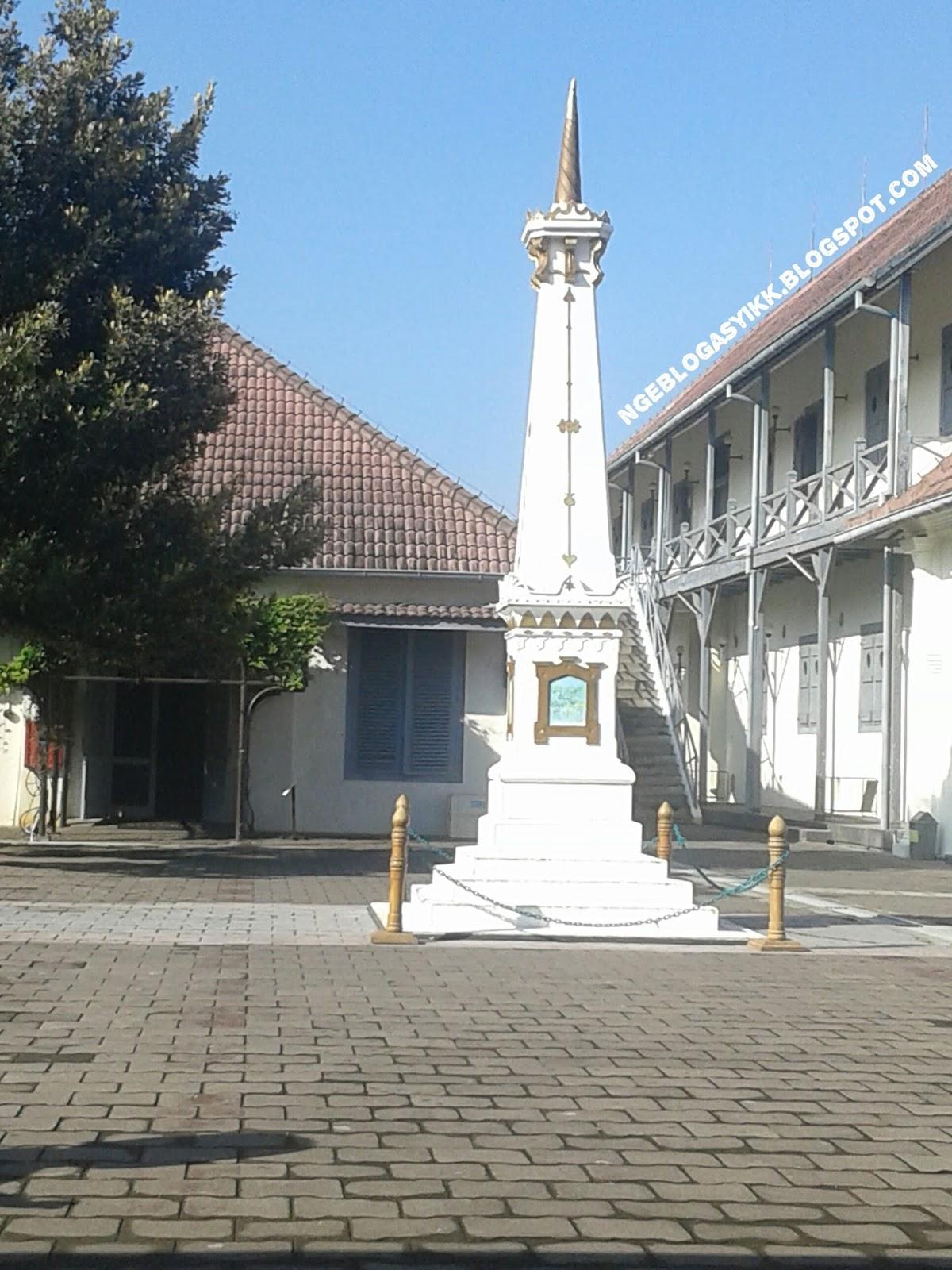 Tugu Jogja Museum Benteng Vredeburg Yogyakarta Kota