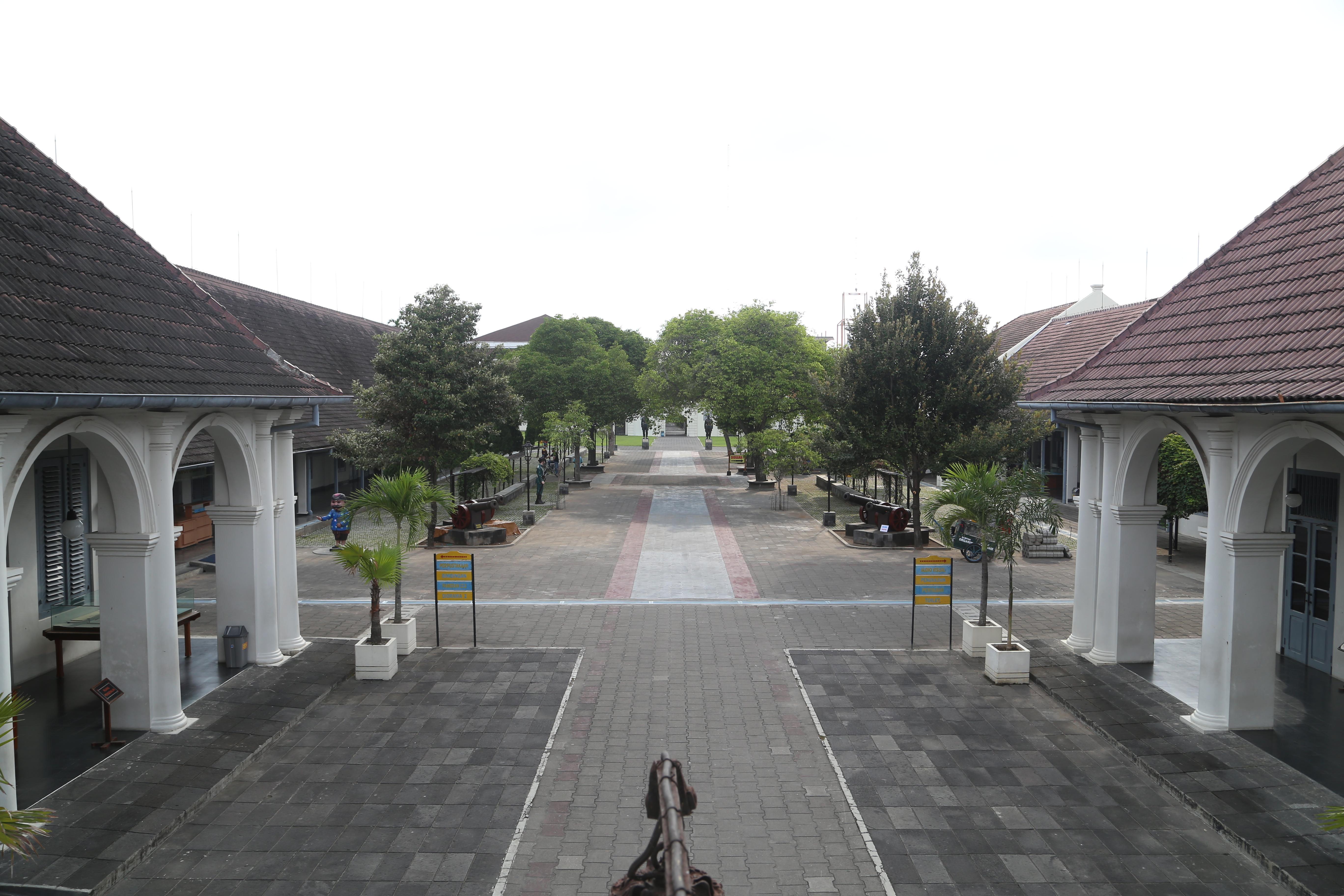 Visi Misi Museum Benteng Vredeburg Yogyakarta Halaman Kota