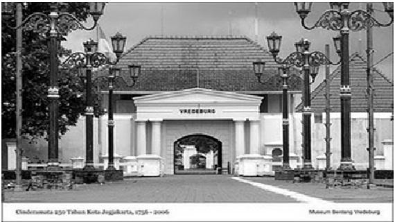 Wisata Jogja Benteng Vredeburg Yogyakarta Pembangunan Erat Kaitannya Sejarah Kota