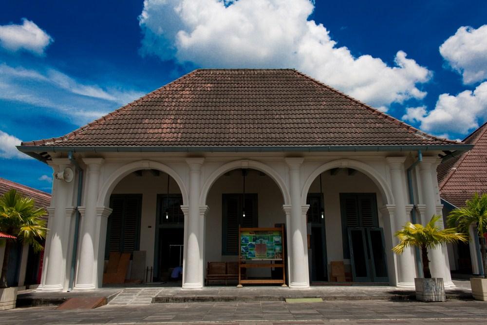 Wisata Jogja Benteng Vredeburg Zona Zonajogja Objek Satu Terletak Jl