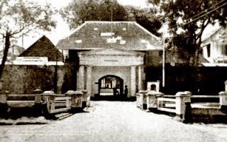 Www Jelajah Nesia Blogspot Benteng Lintas Jaman Museum Vredeburg Berlokasi