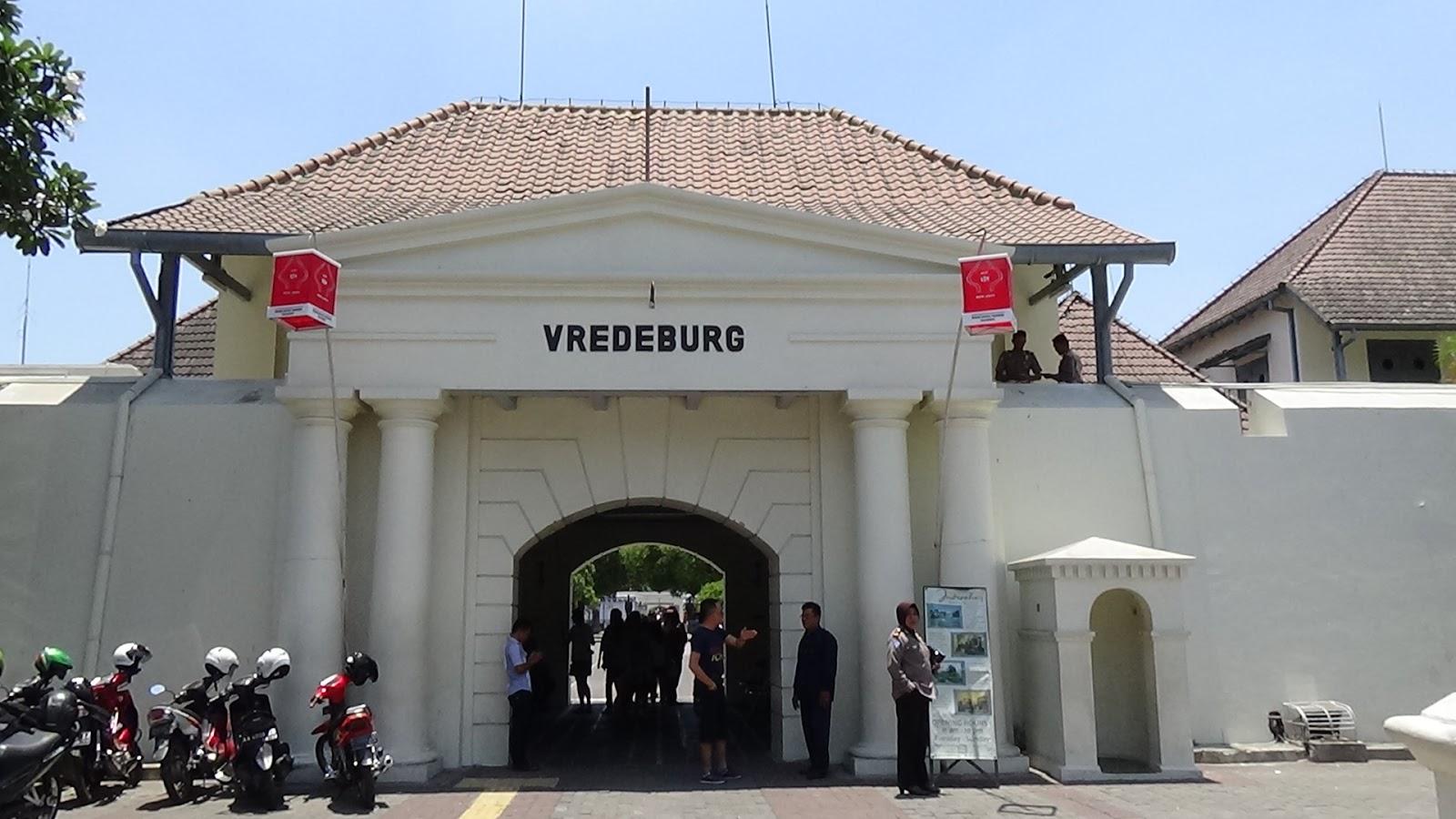 Yogyakarta Museum Benteng Vredeburg Kota