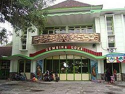 Kebun Binatang Gembira Loka Wikipedia Bahasa Indonesia Bonbin Yogyakarta Kota