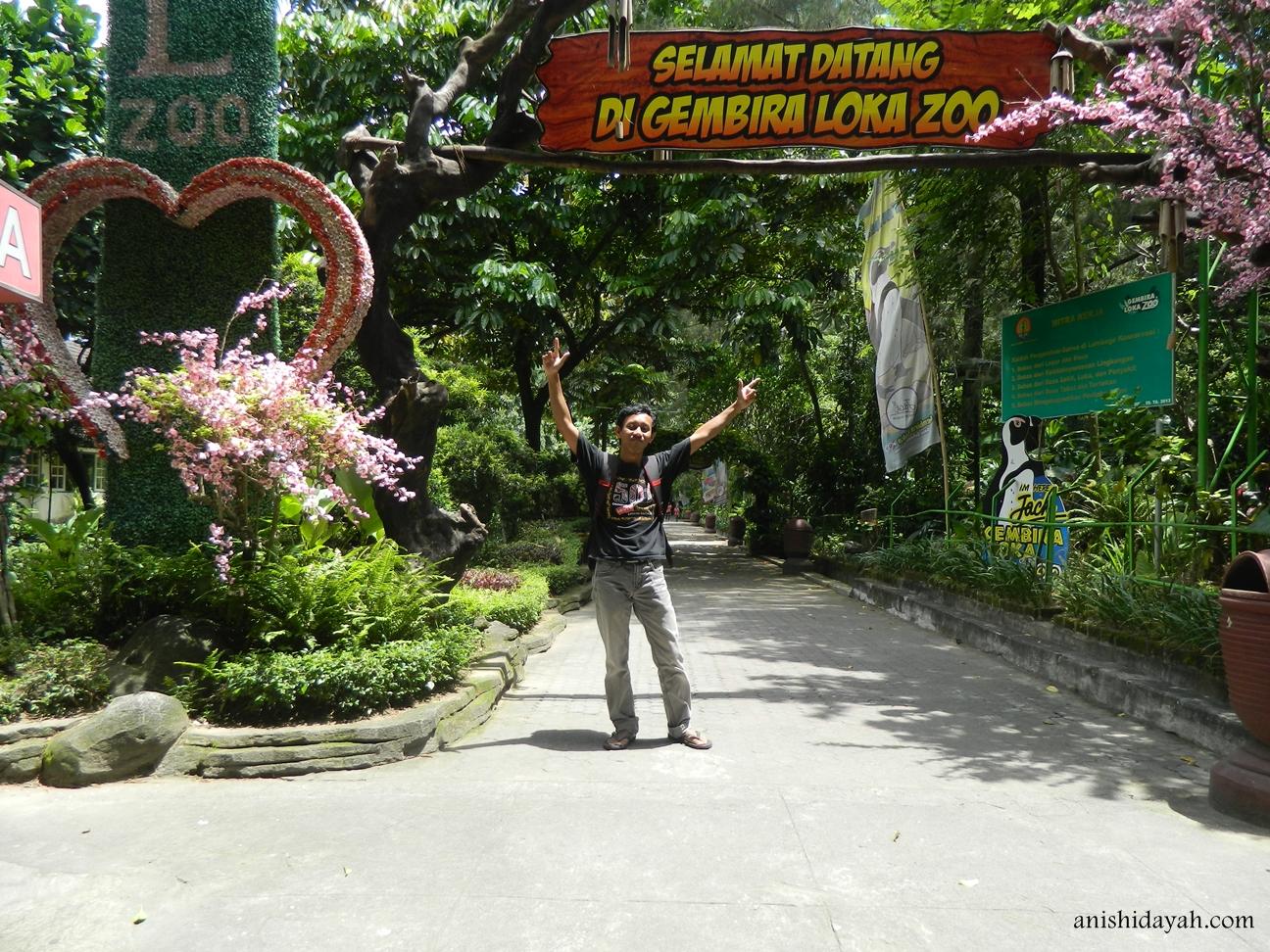 Sangpetualang Lengkapnya Koleksi Satwa Kebun Binatang Gembira Loka Jogja Bonbin
