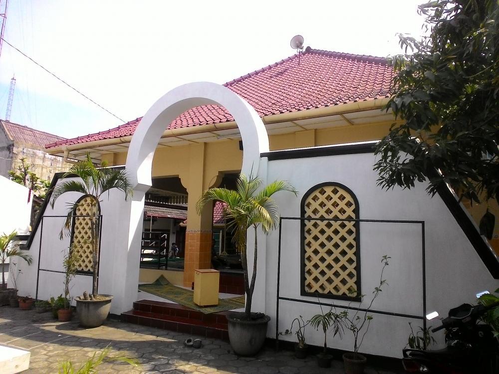 Masjid Agung Puro Pakualaman Jogja Budaya Pakualaman3 Besar Kota Yogyakarta