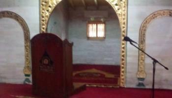 Masjid Besar Pakualaman Pura Sri Paku Alam Ii Al Ihsan