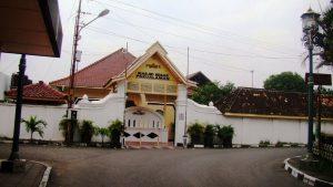 Masjid Besar Pakualaman Yogyakarta Kota