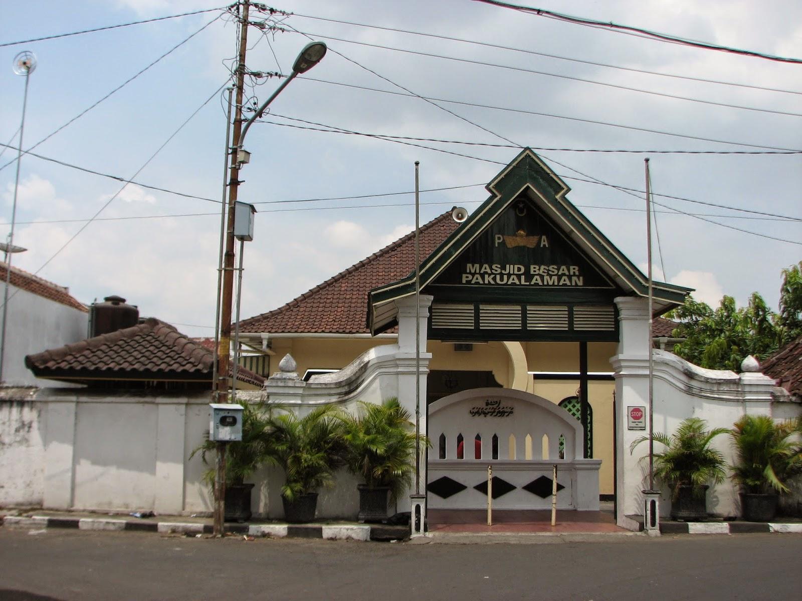 Masjid Mushalla Musholla Diposting Oleh Kua Pakualaman 00 15 Besar