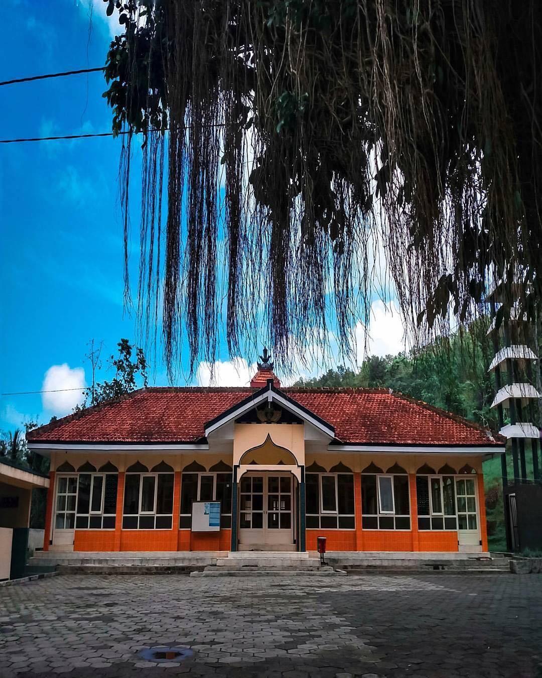 Masjid Pakualaman Girigondo Yogyakarta Dolan Dolen Dolaners Besar Kota