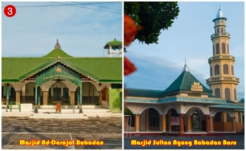 Masjid Pathok Negara Ngayokyakarta Hadiningrat Jogja Bantul Propinsi Daerah Istimewa