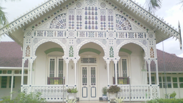 Pakualaman Puro Pakualam Paku Alam Wisata Yogyakarta Pura Salah Satu