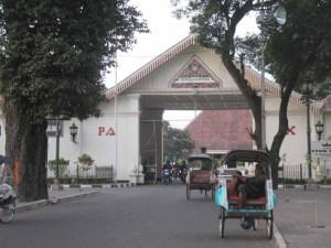 Pakualaman Yogya Sebuah Dedikasi Lintas Generasi Masjid Besar Kota Yogyakarta
