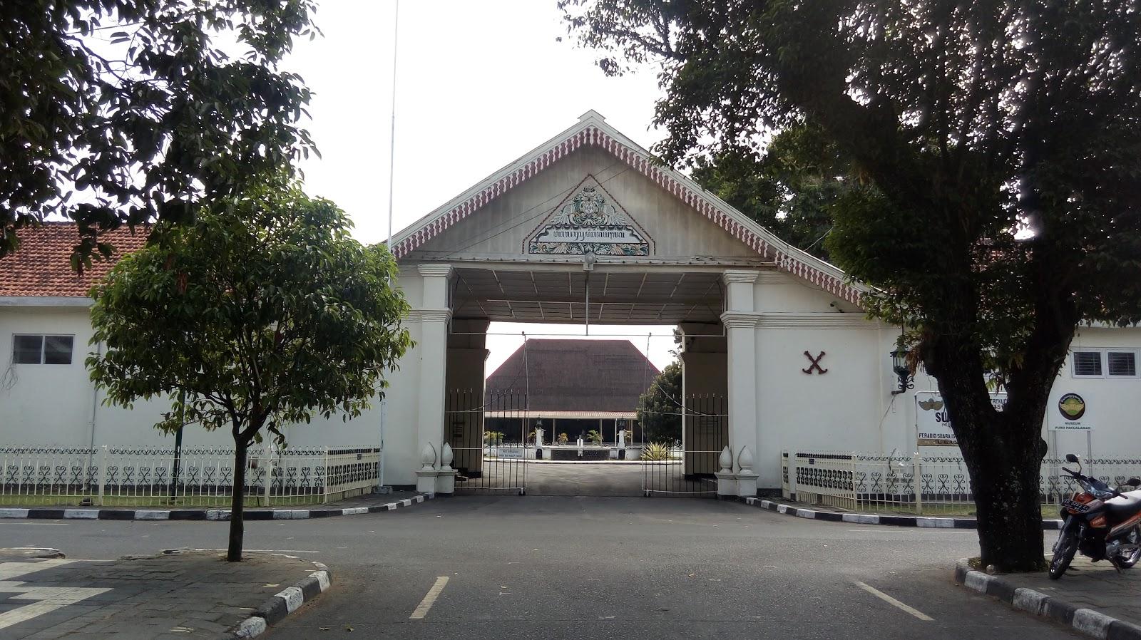 Pura Pakualaman Kekunaan Atas Bantuan Pangeran Natakusuma Mengurangi Kekuatan Kraton