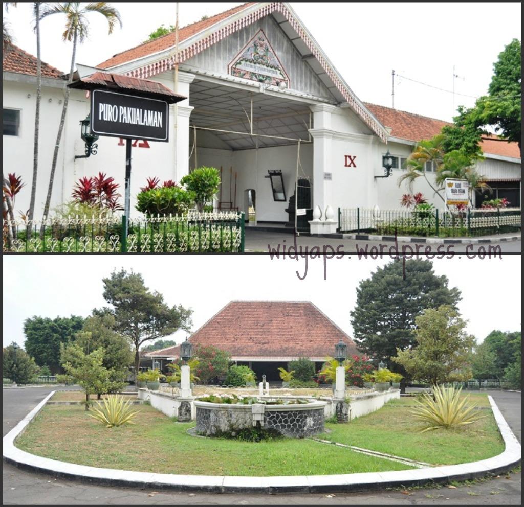 Puro Pakualaman Cita Rasa Teh Poci Spesial Hotel Wisata Jogja