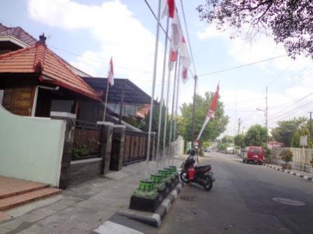 Rumah Dijual Jl Masjid Pakualaman Dekat Kraton Besar Kota Yogyakarta