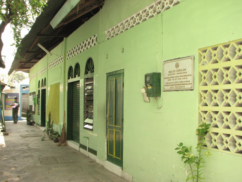 Sistem Informasi Masjid Indonesia Profil Mushalla 2 6 Mb Besar