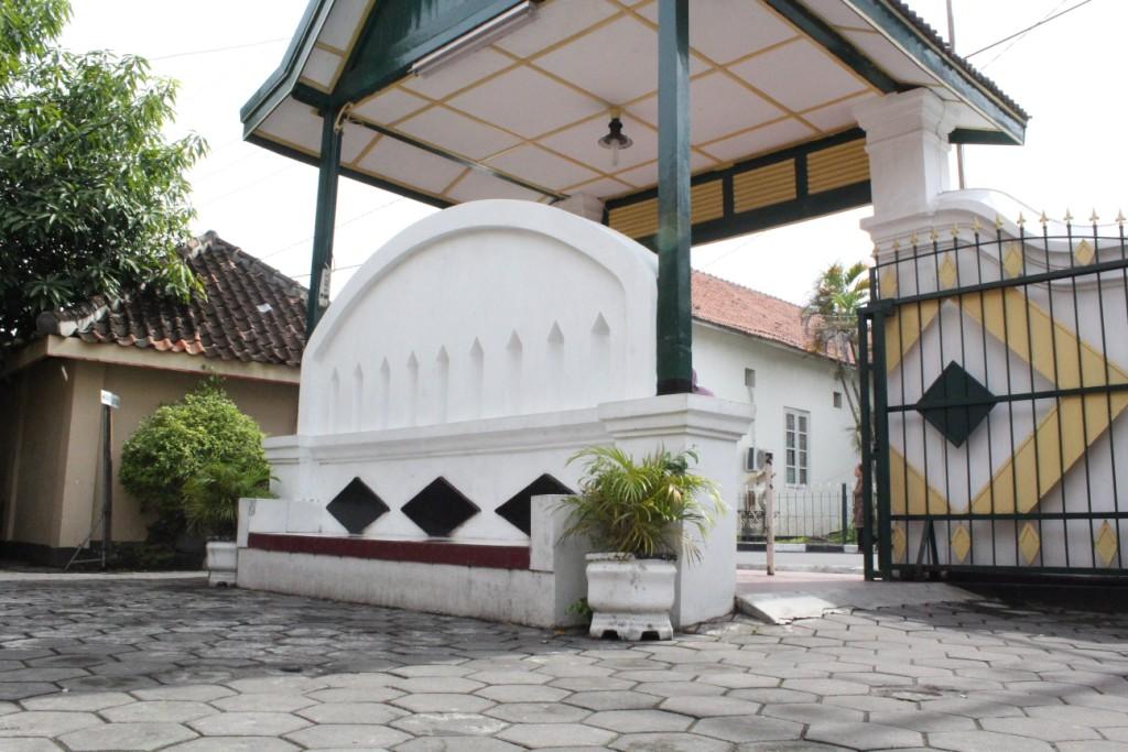 Sistem Registrasi Nasional Cagar Budaya Masjid Puro Pakualaman 2 Besar