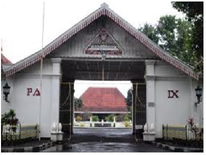 Wisata Jogja Puro Pakualaman Yogyakarta Pura Istana Kadipaten Terletak Sebelah