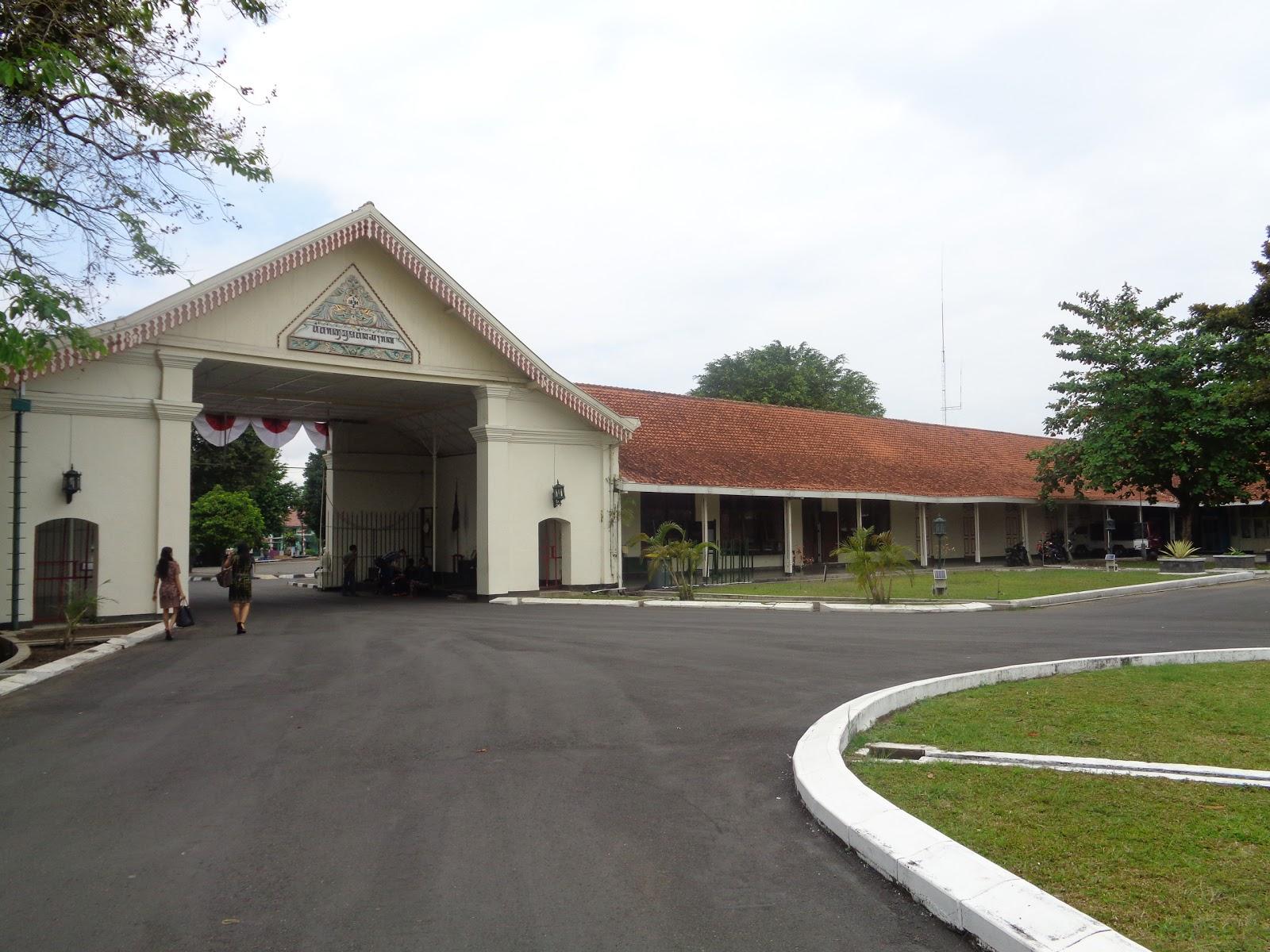 Wisata Keraton Pakualam Yogyakarta Jasa Pemandu Ramah Paket Budaya Pakualaman