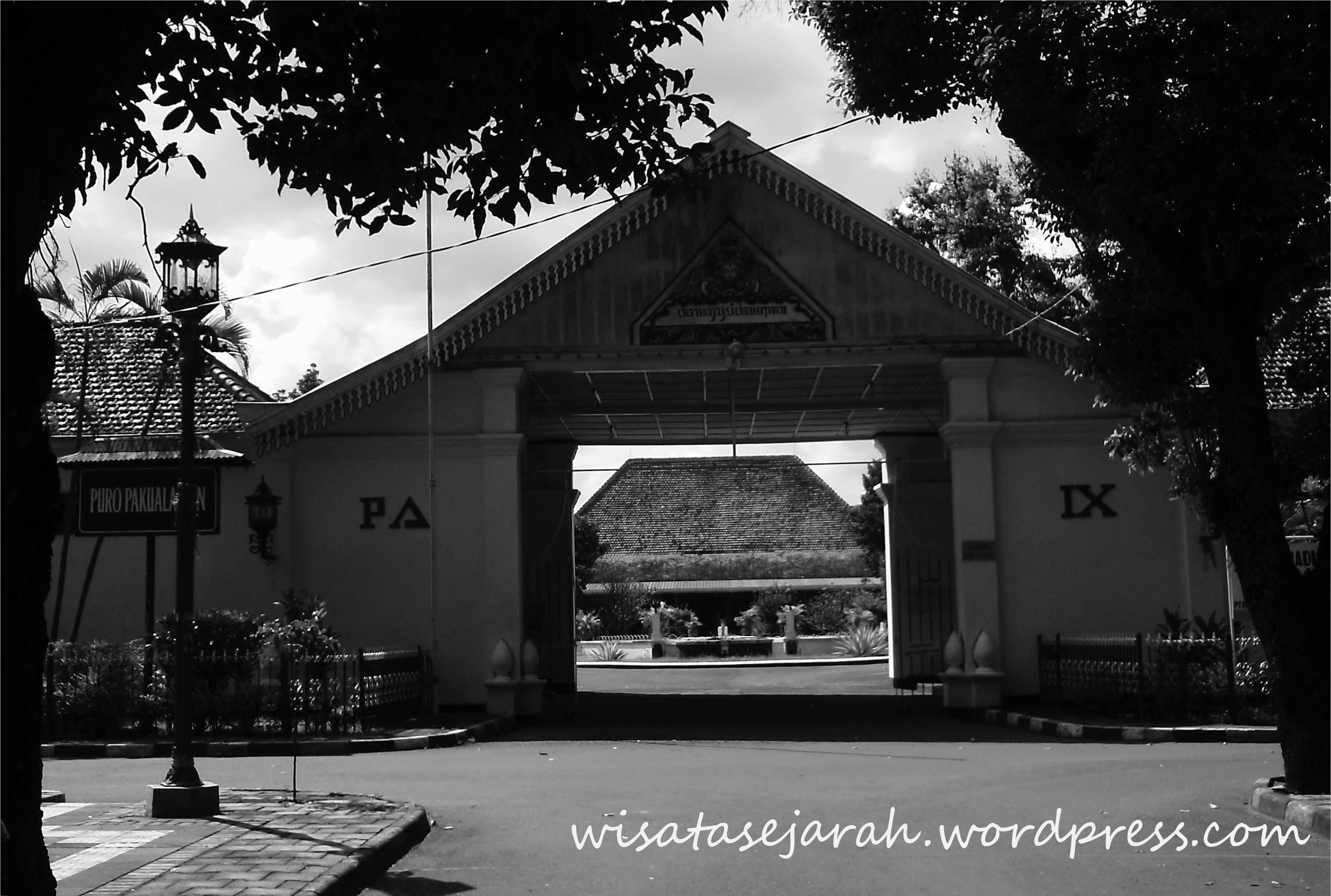 Wisata Sejarah Masjid Gede Museum Kh Ahmad Dahlan Puro Pakualaman