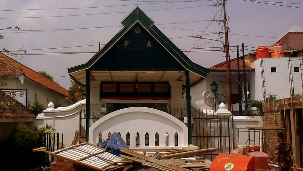 Yogyakarta Projects Development Page 1725 Skyscrapercity Revitalisasi Masjid Besar Pakualaman