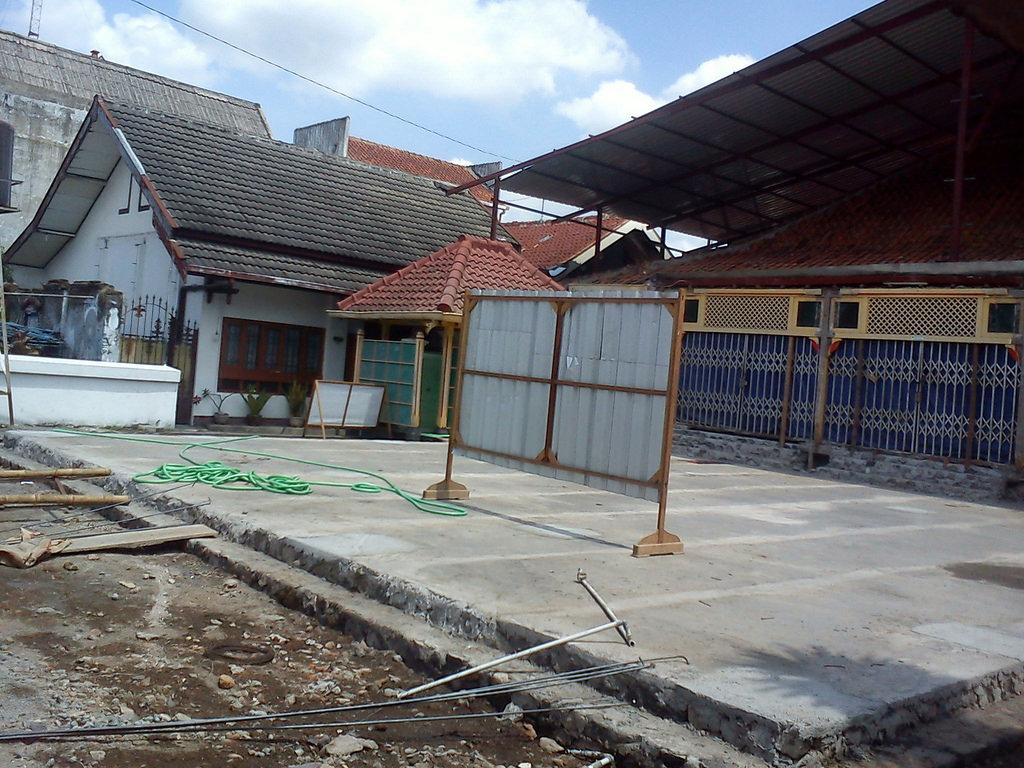 Yogyakarta Projects Development Pagina 1724 Skyscrapercity Revitalisasi Masjid Besar Pakualaman