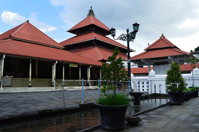 Asmarainjogja Medianya Sahabat Muda Berita Masjid Gedhe Kauman Kota Yogyakarta