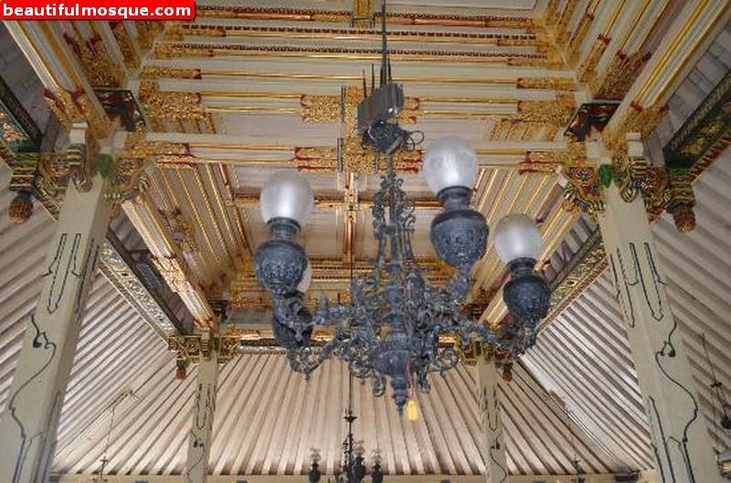 Beautiful Mosques Pictures Images Masjid Gedhe Kauman Yogyakarta Agung Kota