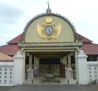 Deopenminded Ngadem Masjid Gedhe Yogyakarta Agung Kauman Terletak Sebelah Barat