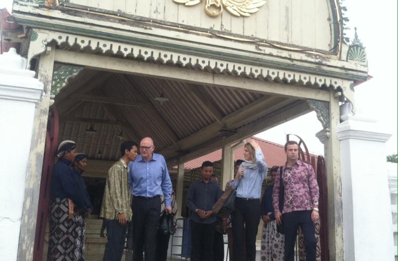 Kagumnya Dubes Aussie Terhadap Masjid Gedhe Kauman Okezone News Https