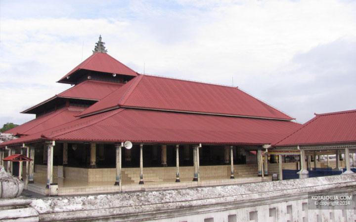 Masjid Gede Kauman 3 Kotajogja Gedhe Kota Yogyakarta
