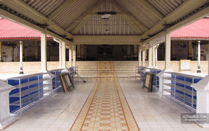 Masjid Gede Kauman 6 Kotajogja Gedhe Kota Yogyakarta