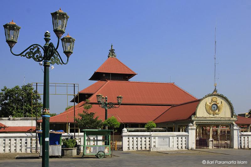 Masjid Gedhe Kauman Academic Indonesia Kota Yogyakarta